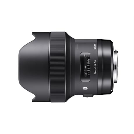 Sigma 14mm F1.8 DG HSM Art - Sony E thumbnail
