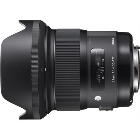 Sigma 24mm F1.4 DG HSM Art - Sony E thumbnail