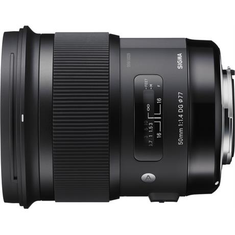 Sigma 50mm F1.4 DG HSM Art - Sony E thumbnail