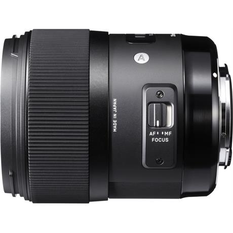 Sigma 35mm F1.4 DG HSM Art - Sony E thumbnail