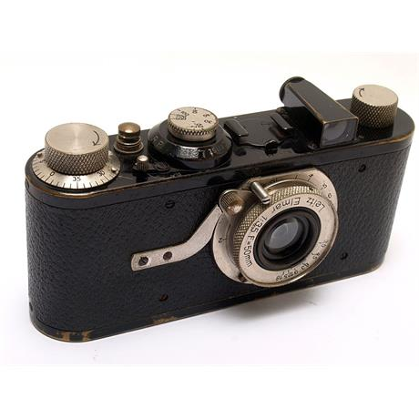 Leica I Model A + 50mm F3.5 thumbnail