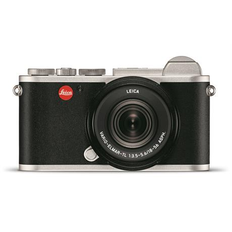 Leica CL + 18-56mm F3.5/5.6 - Silver Anodized thumbnail
