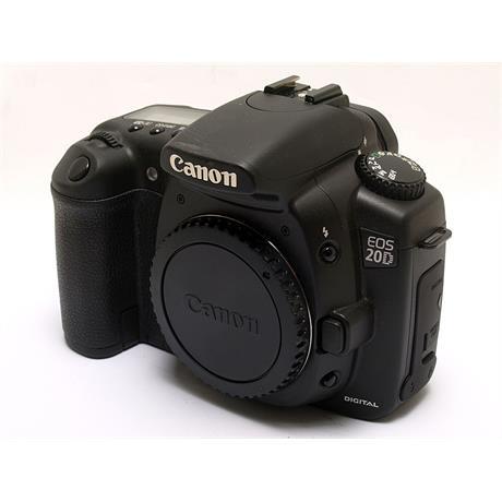 Canon EOS 20D Body Only thumbnail