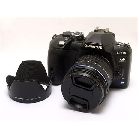 Olympus E510 + 14-42mm thumbnail