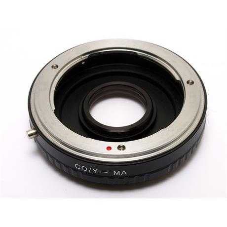 Voigtlander Contax to Sony/ Minolta Mount Adapter  thumbnail