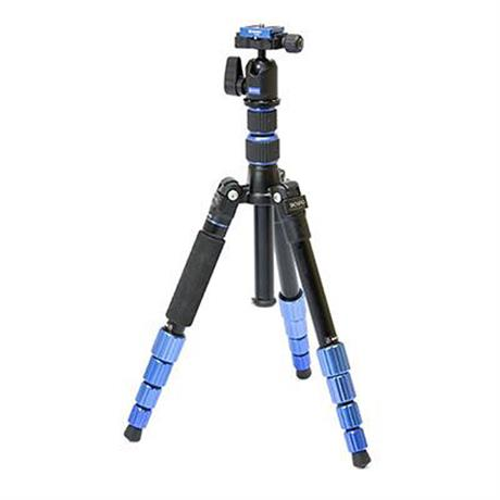 Benro Travel Slim Tripod Kit with N00 Head thumbnail