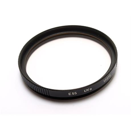Leica E55 UVa - Black thumbnail