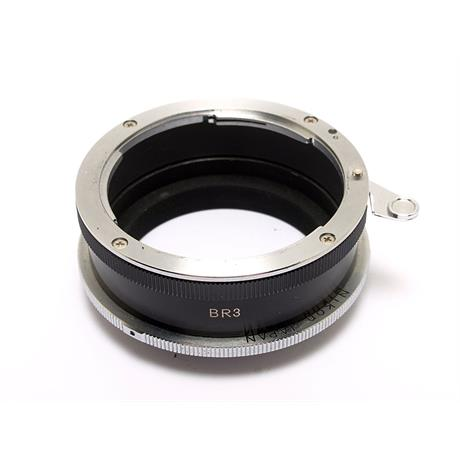 Nikon BR2 + BR3 Macro Adapter Rings thumbnail