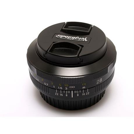 Voigtlander 28mm F2.8 SL Asph - Canon EOS thumbnail