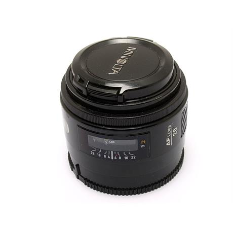 Minolta 28mm F2.8 AF thumbnail