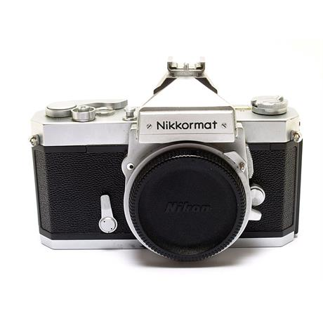 Nikkormat FTN Body Only - Chrome thumbnail