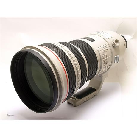 Canon 400mm F2.8 L IS USM thumbnail