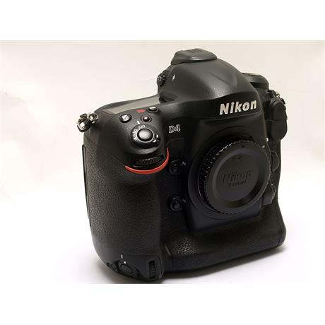 Nikon D4 Body Only thumbnail