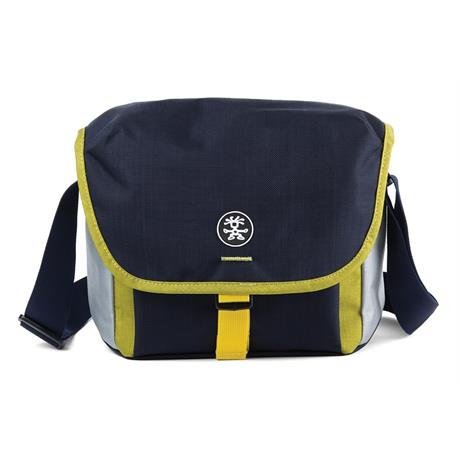 Crumpler Proper Roady 2.0 2500 - Dark Navy / Lime _ SALE thumbnail