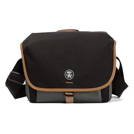 Crumpler Proper Roady 2.0 4500 black/grey _ SALE thumbnail