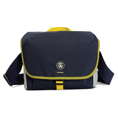 Crumpler Proper Roady 2.0 4500 - Dark Navy / Lime thumbnail