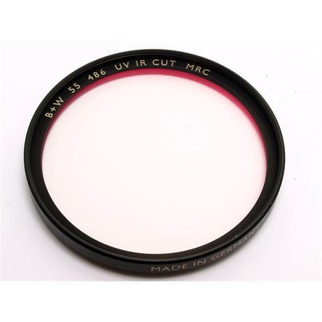 B+W 55mm UV/IR (486) MRC thumbnail