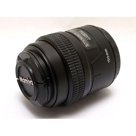 Mamiya 150mm F3.5 AF thumbnail