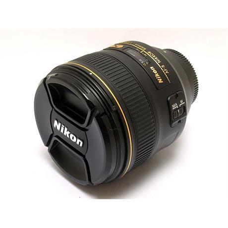 Nikon 85mm F1.4 AF-S G thumbnail