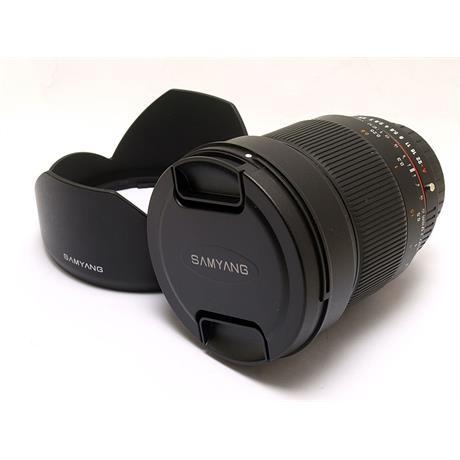 Samyang 16mm F2.0 ED AS UMC CS - Pentax AF thumbnail