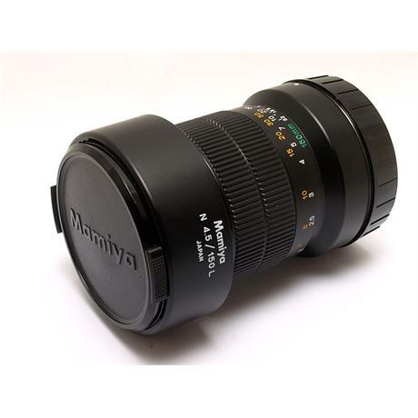 Mamiya 150mm F4.5 L thumbnail