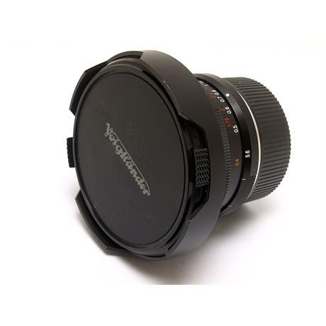 Voigtlander 12mm F5.6 VM thumbnail