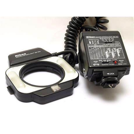 Nikon SB29S Macro Speedlight thumbnail