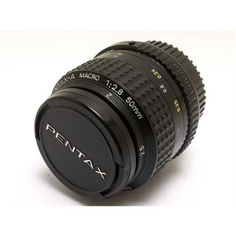 Pentax 50mm F2.8 SMC A Macro thumbnail