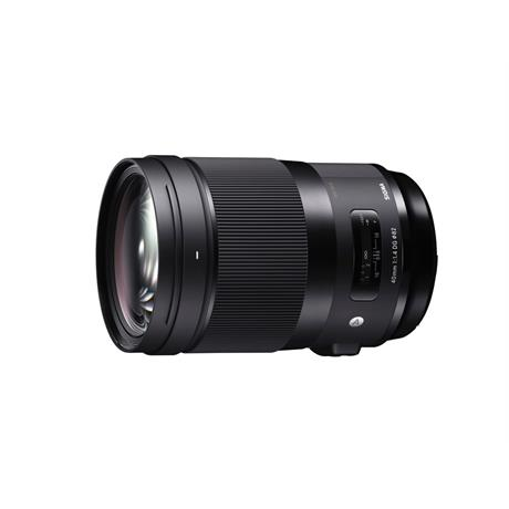 Sigma 40mm F1.4 DG HSM Art - Nikon AF thumbnail