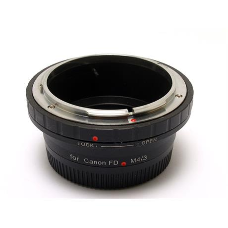 Other -  Canon FD - Micro 4/3rds Lens Mount Adapt thumbnail
