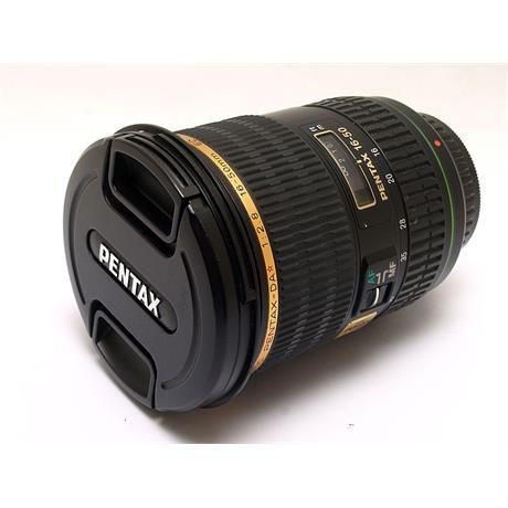 Pentax 16-50mm F2.8 A* DA SDM thumbnail