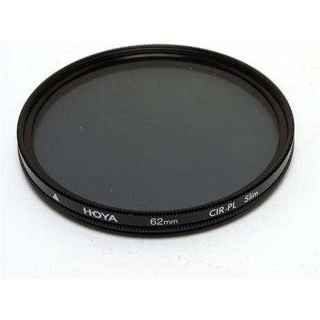 Hoya 62mm Circular Polariser - Slim Mount thumbnail