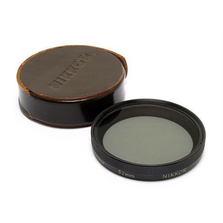 Nikon 52mm Linear Polariser thumbnail