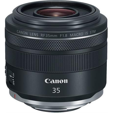 Canon 35mm F1.8 RF Macro IS STM - Voucher Code CAN10 thumbnail