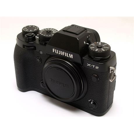 Fujifilm X-T2 Body Only - Black thumbnail