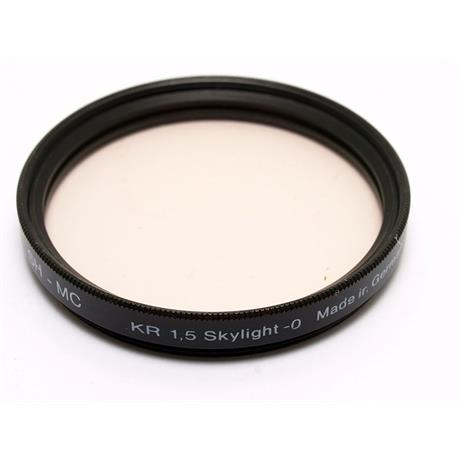 Heliopan 49mm KR1.5 Skylight - MC thumbnail