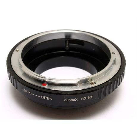 Pixco Canon FD - Samsung NX Lens Mount Adapter thumbnail