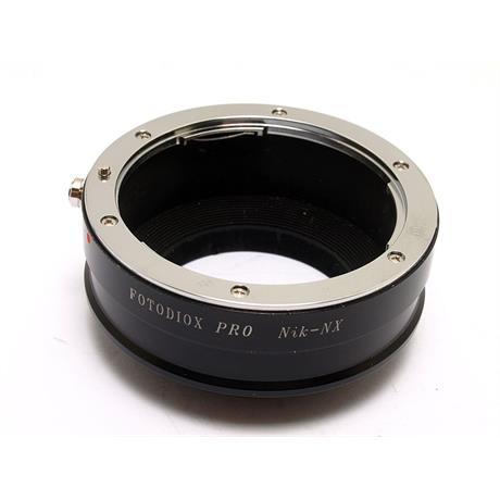 Fotodiox Nikon - Samsung NX Lens Mount Adapter thumbnail