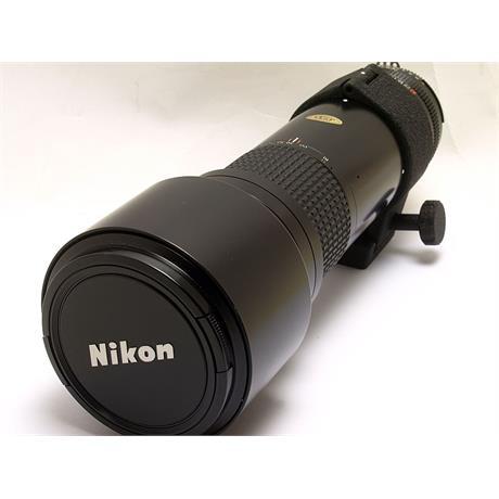 Nikon 400mm F5.6 IFED AIS thumbnail