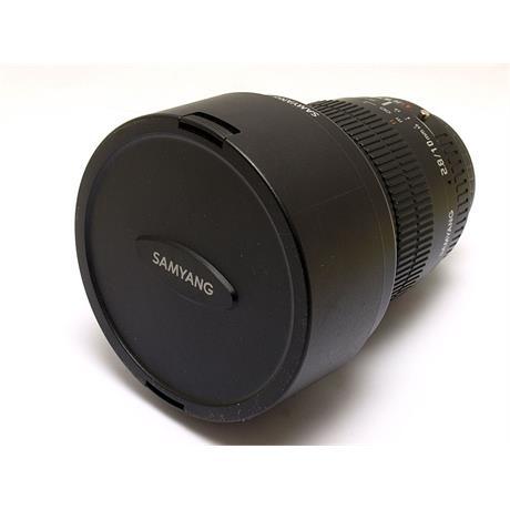 Samyang 10mm F2.8 ED AS NCS CS - Pentax AF thumbnail