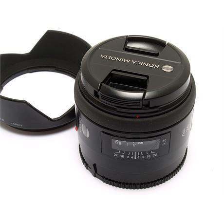 Minolta 24mm F2.8 AF thumbnail