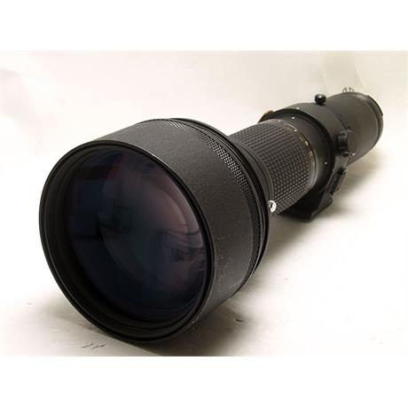 Nikon 600mm F5.6 IFED AIS thumbnail