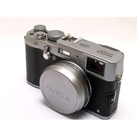 Fujifilm X100s - Silver thumbnail