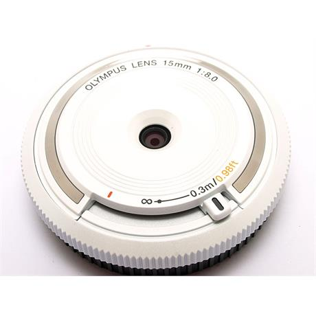 Olympus 15mm F8 Body Cap Lens thumbnail