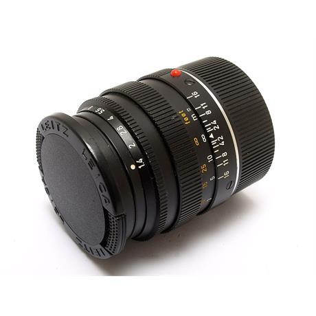 Leica 50mm F1.4 Black thumbnail