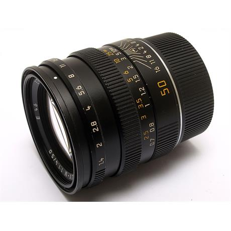 Leica 50mm F1.4 M Black 6bit thumbnail
