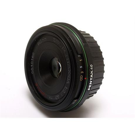 Pentax 40mm F2.8 SMC DA XS thumbnail