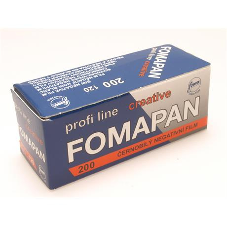 Fomapan 200 Creative 120 Roll Film thumbnail