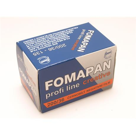 Fomapan 200 Creative 36 Exposure x1 thumbnail