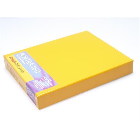 "Kodak Portra 160 4x5"" 10 sheets thumbnail"